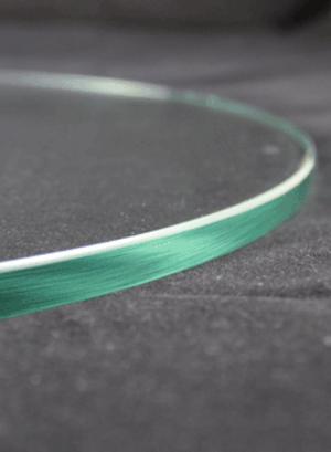 Glasplatten Rund Tischplatten
