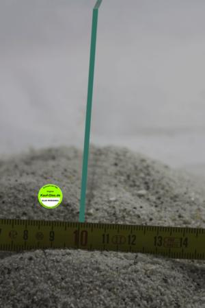 Glas 2mm Detail Schnittkante
