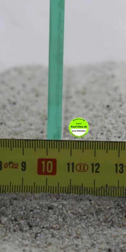 Glas-6mm-Schnittkante-Detail