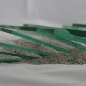 Glas 2-15mm schräg