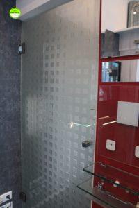 Glas Wiwianka Ausstellung Dusche 1